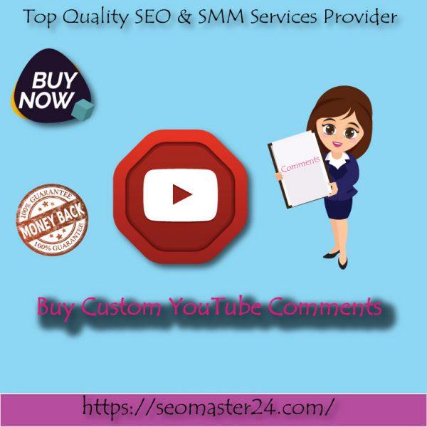Buy-Custom-YouTube-Comments
