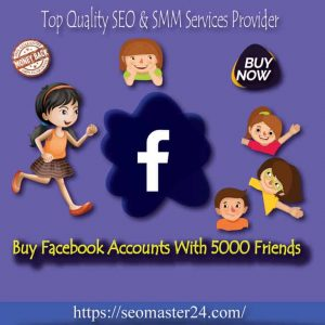 Buy-Facebook-Accounts-with-5000-Friends