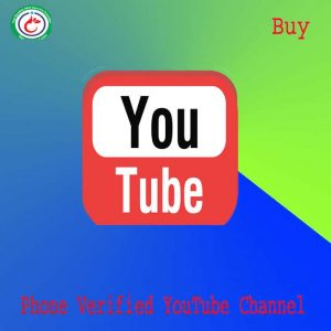 Buy Phone Verified YouTube Channel