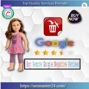 Buy Remove Google Negative Reviews