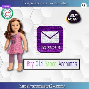Buy Old Yahoo Accounts